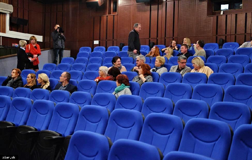 obr: Žiarske kino hlási po mesiacoch zatvorenia stratu. Pomôcť by mala dotácia z Audiovizuálneho fondu