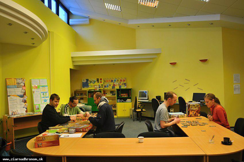 obr: Priaznivci spoločenských hier založili klub