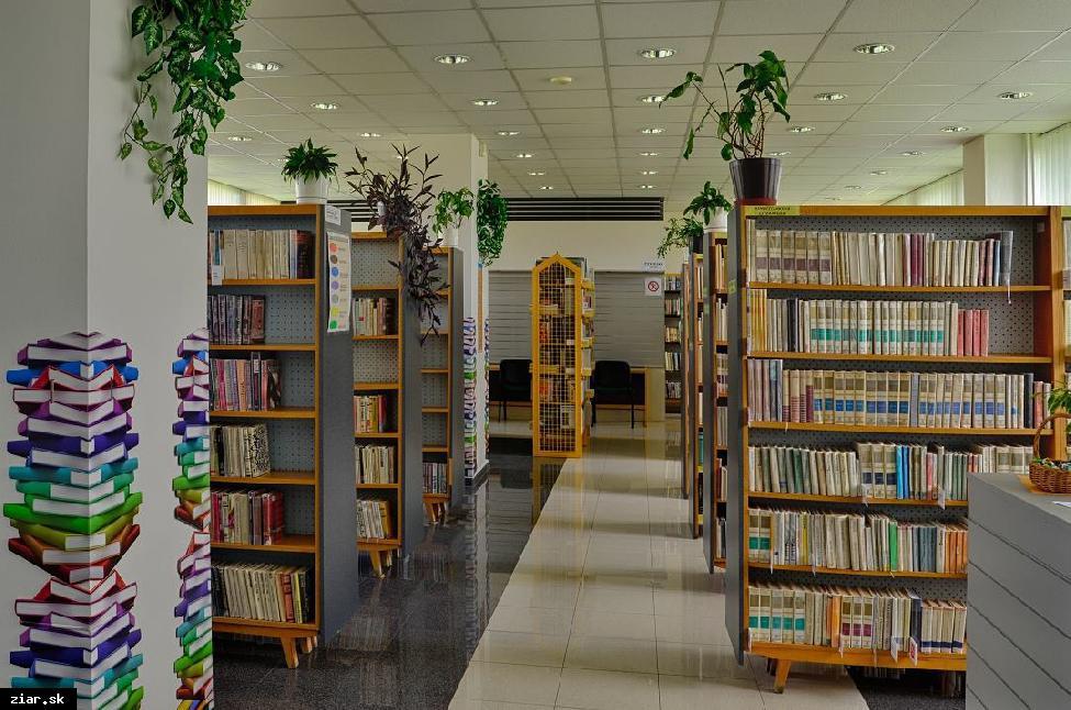 Finančná podpora pre žiarsku knižnicu