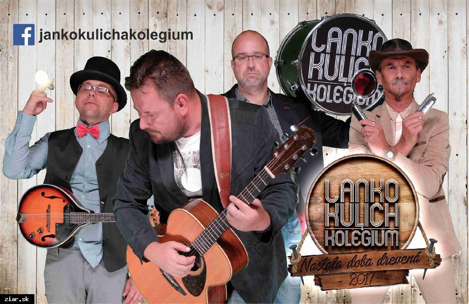 Janko Kulich & Kolegium oslavuje 5. výročie