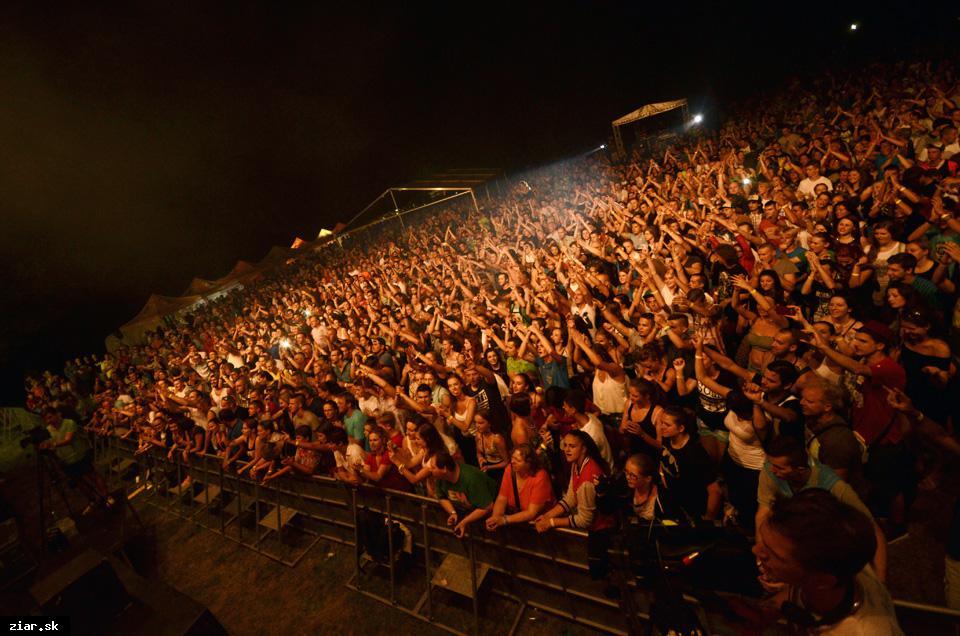 obr: Hudobné vystúpenia, rodinné šou či obľúbené festivaly. Aj také bude kultúrne leto v Žiari