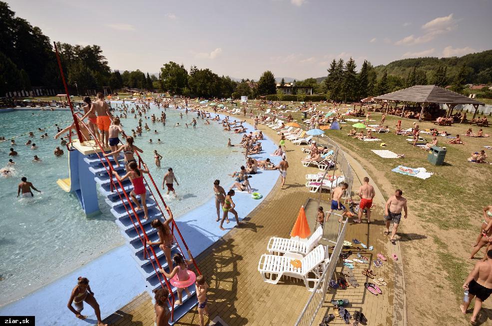 obr: Plážové kúpalisko otvoria už v polovici júna