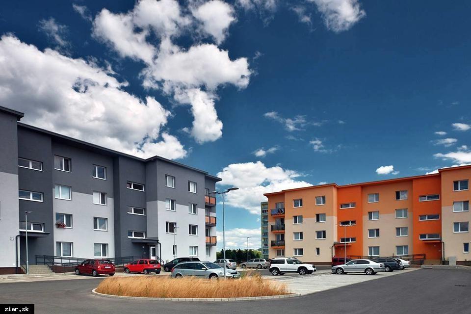 obr: Mesto pripravuje výstavbu ďalších nájomných bytov