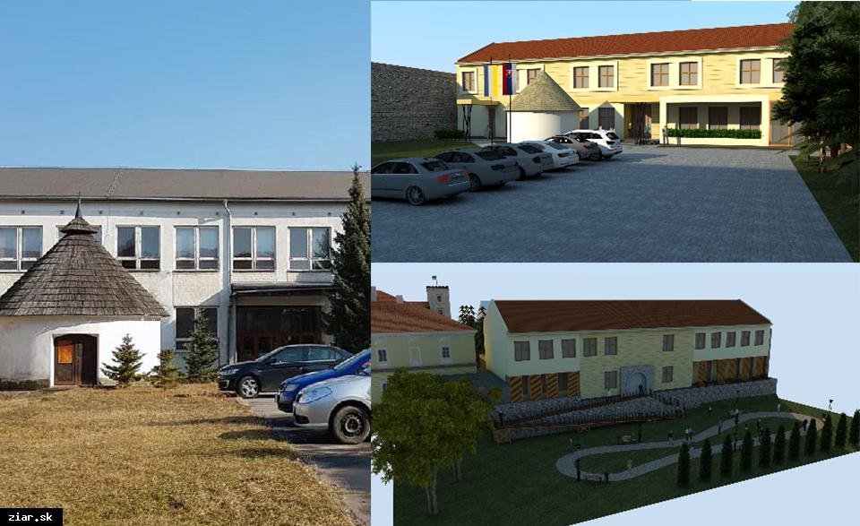 Vybudovanie mestského domova dôchodcov vyjde samosprávu na 1 milión eur