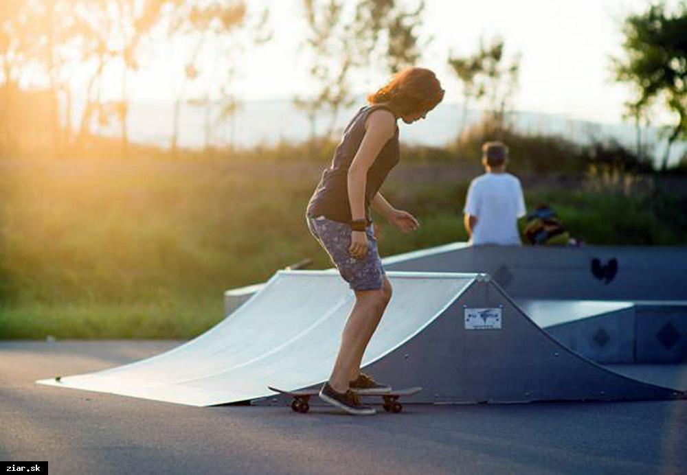 obr: Na jar sa žiarska mládež dočká novučičkého miniskateparku
