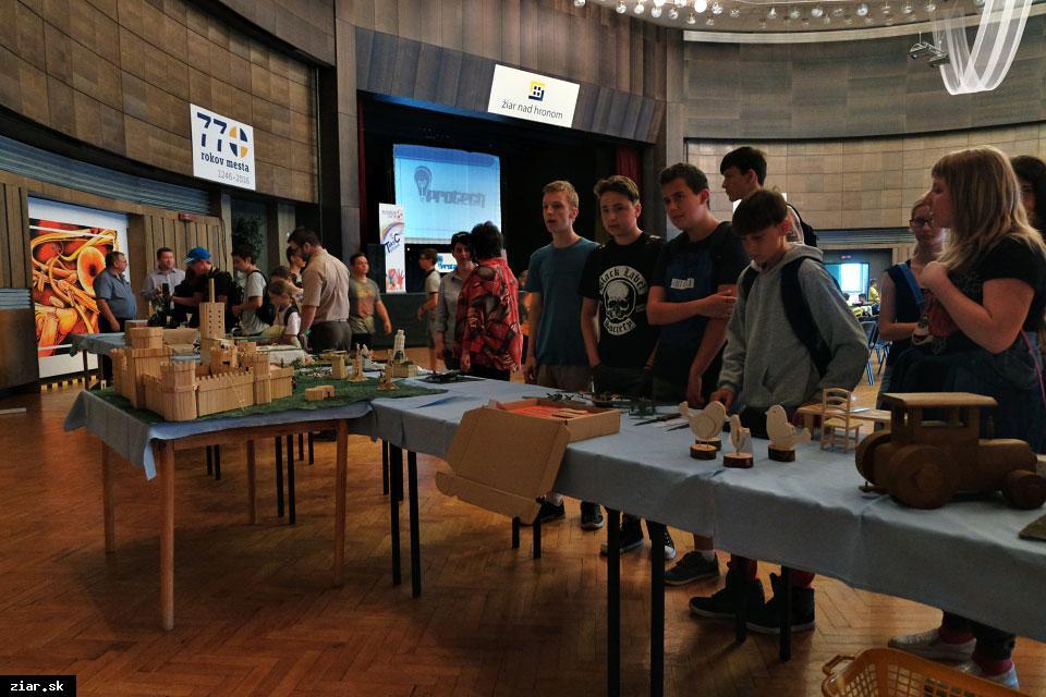 obr: Do jubilejného ročníku súťaže Mladý technik sa zapojilo 558 detí
