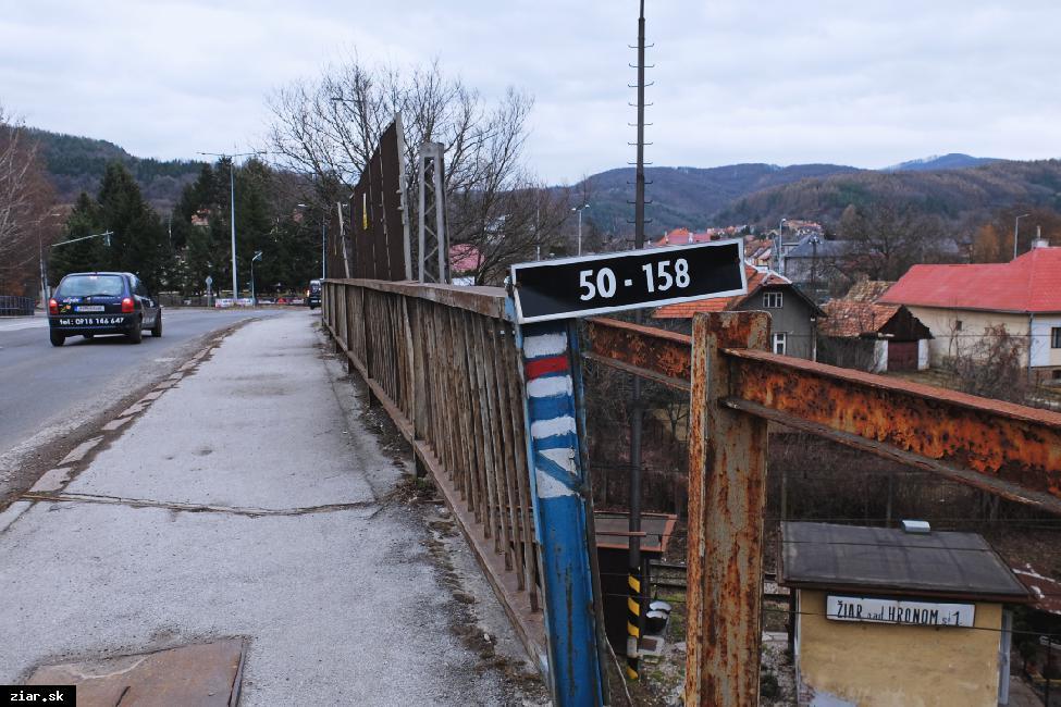 Veľká rekonštrukcia mostu nad železničnou stanicou už v tomto roku