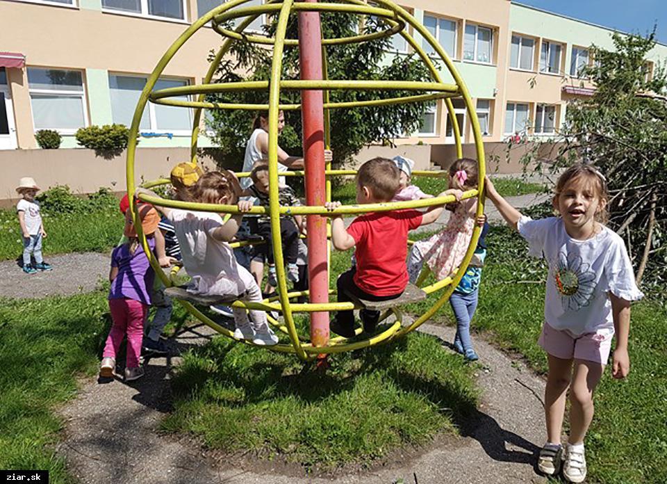 obr: Prevádzka materskej školy počas školských letných prázdnin