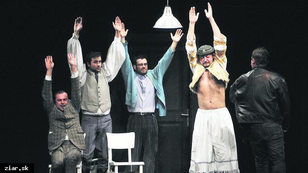 obr: Kultúrna jeseň v Žiari bude divadelná