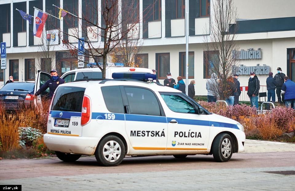 obr: Mestská polícia varuje: Vysoká pokuta aj pre chvíľkovú nepozornosť