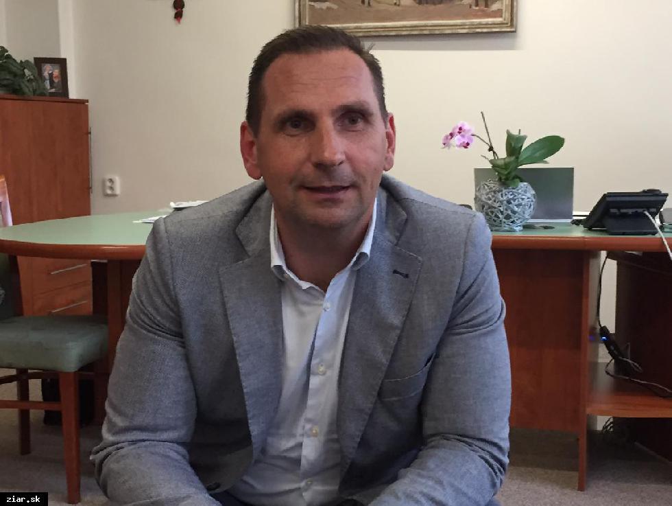 obr: Primátor Antal: Majstrovstvá sú pre Žiar veľká príležitosť