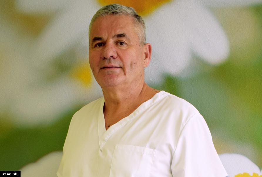 obr: Žiarska nemocnica má nového primára gynekologicko-pôrodníckeho oddelenia