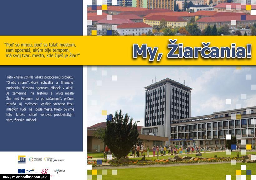obr: Vznikla nová brožúrka o Žiari