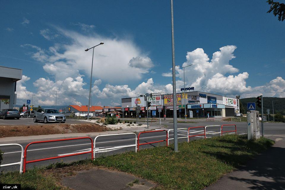 obr: Nové nastavenie semaforov v Žiari