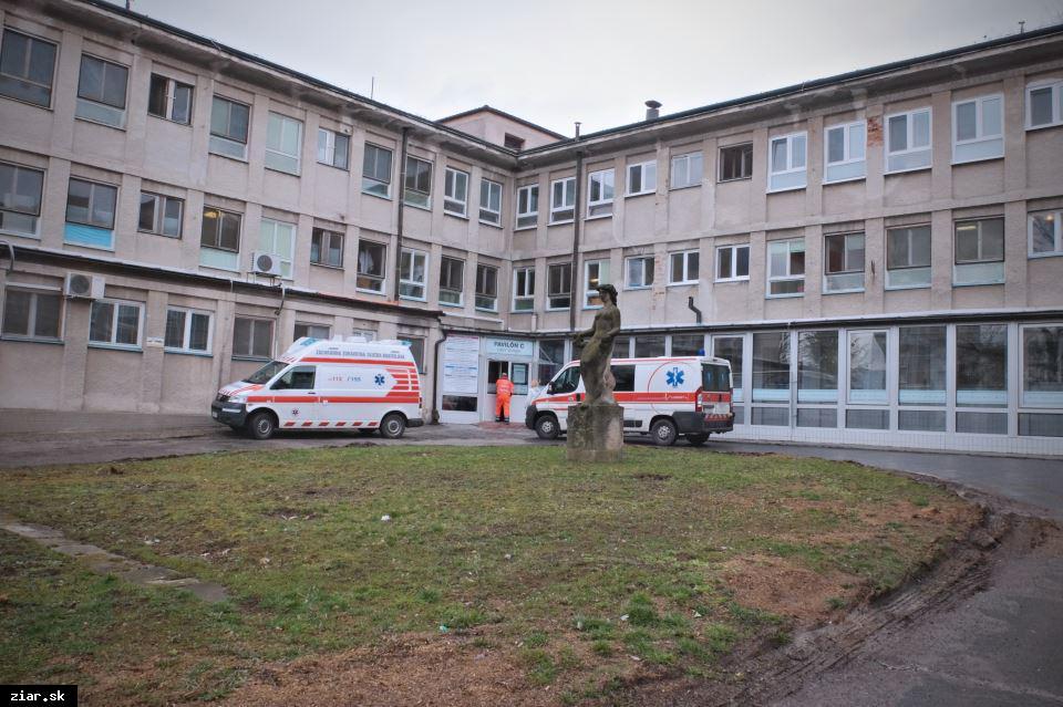 obr: V žiarskej nemocnici je zvýšený počet pacientov kvôli horúčavám