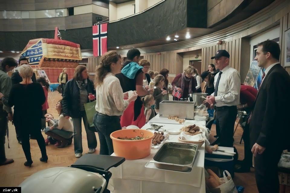 obr: Nórsky deň – zbližovanie slovenskej a nórskej kultúry