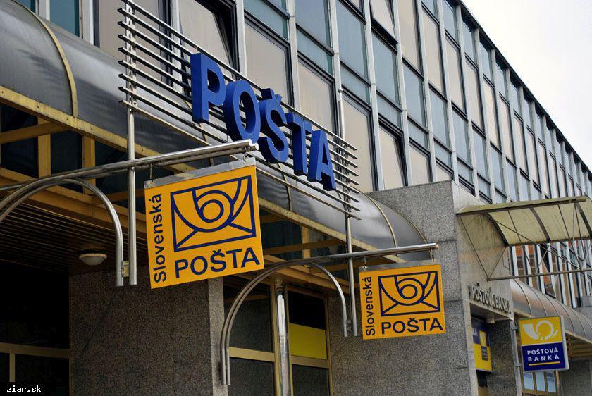 obr: Slovenská pošta avizuje novú pobočku v Žiari