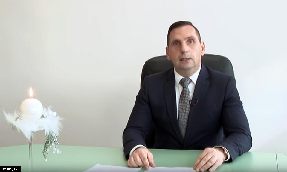 Novoročný príhovor primátora mesta Petra Antala