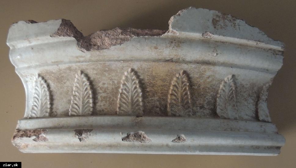 obr: Odkrývame históriu: Kachľové pece v kaštieli