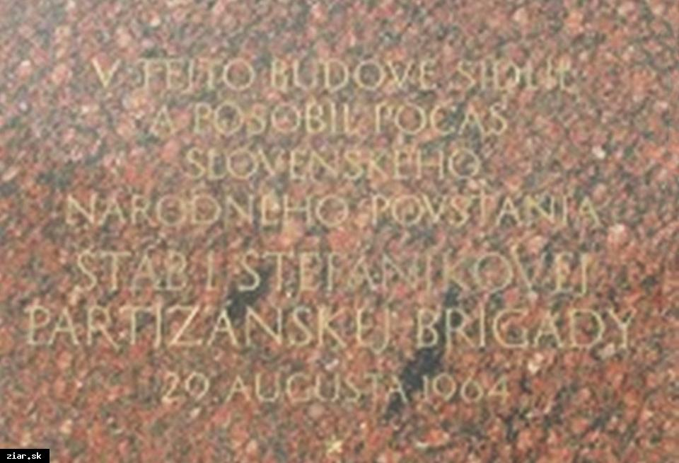 obr: Odkrývame históriu mesta: Slovenské národné povstanie