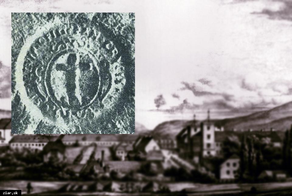 Odkrývame históriu mesta: Znak kríža
