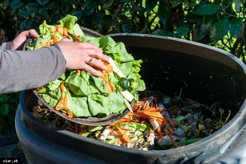 obr: Mesto sa pripravuje na zavedenie zberu s biologicky rozložiteľnými odpadmi