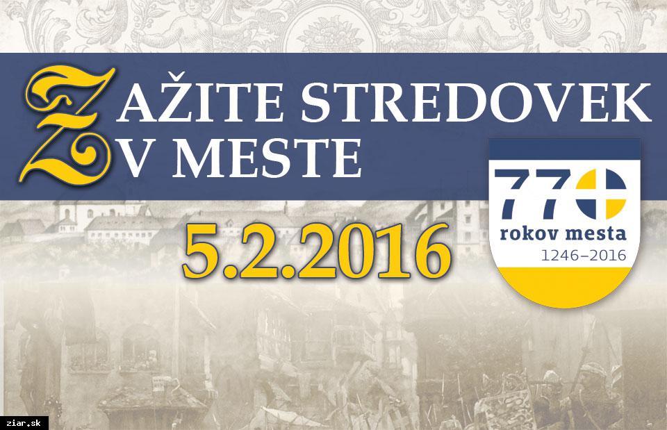 obr: Už 5. februára oslávi mesto 770 rokov od svojho založenia