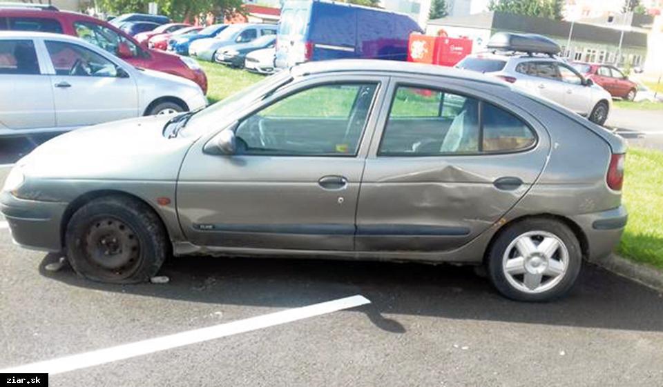obr: Mesto má autovraky na svojom území zmapované