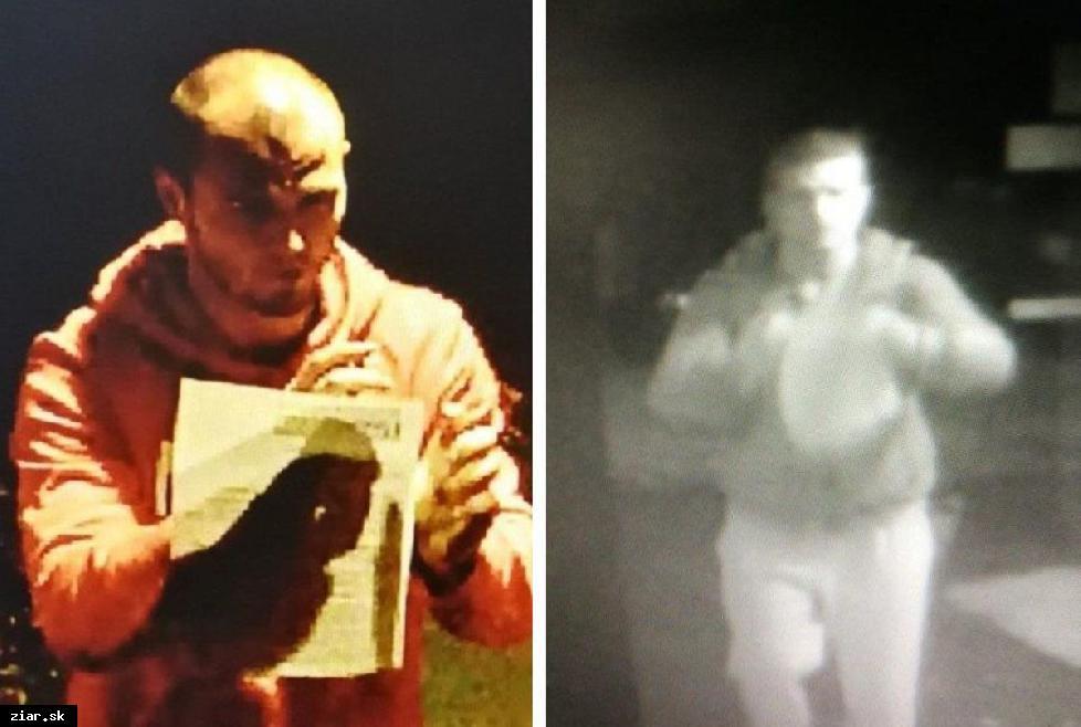 obr: Polícia hľadá dvoch mužov. Nepoznáte ich?