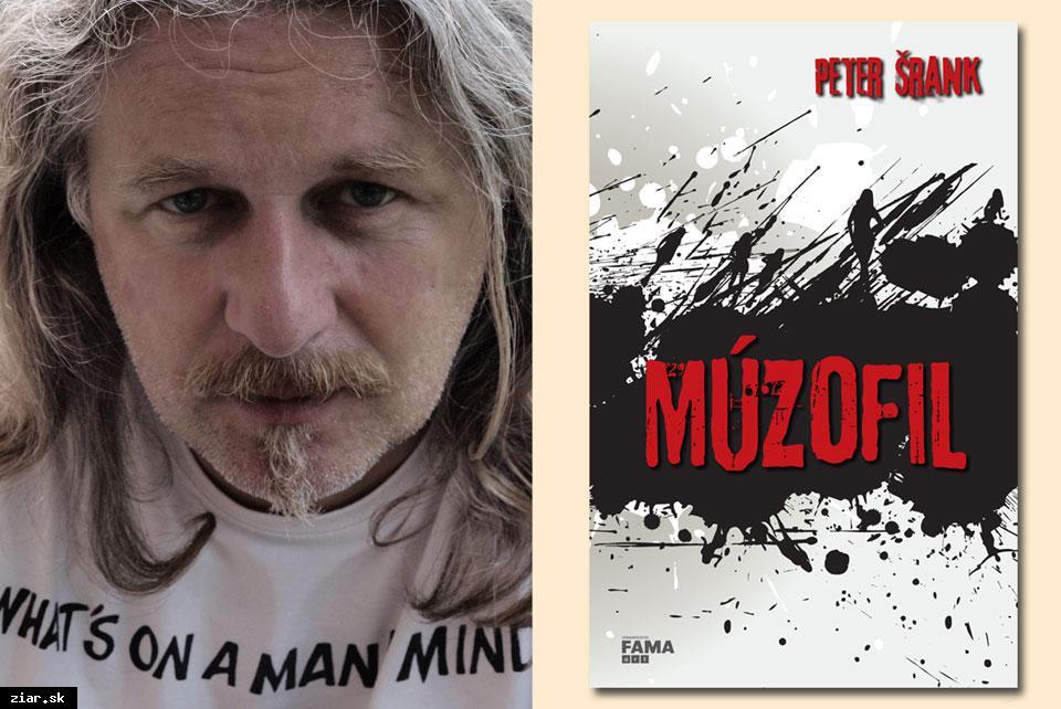 Žiar má ďalšieho spisovateľa. Peter Šrank napísal prvé písmeno do románu Múzofil pred 15 rokmi
