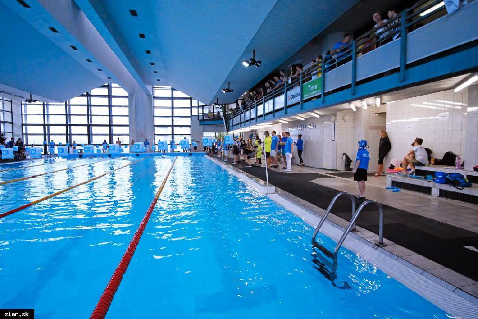 Plaváreň ako multifunkčný projekt pre všetky vekové kategórie