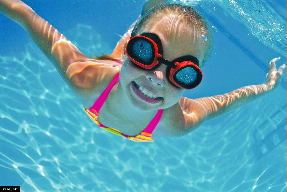 obr: Na žiarskej plavárni posilnili plavecké kurzy pre deti