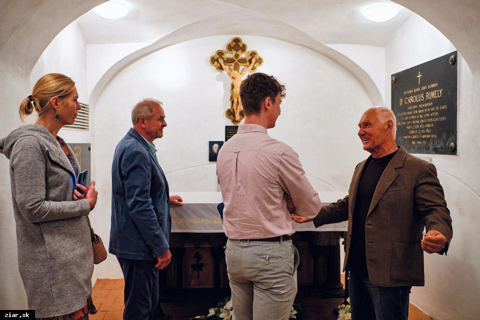 obr: Po stopách biskupov v kaštieli Žiar nad Hronom