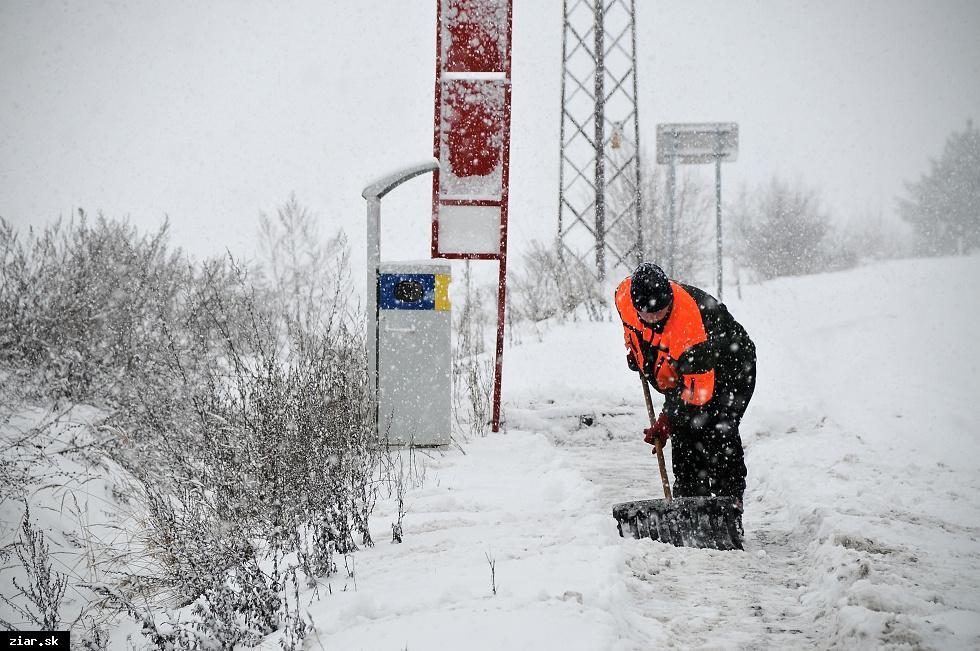obr: Očakávané oteplenie už začiatkom februára