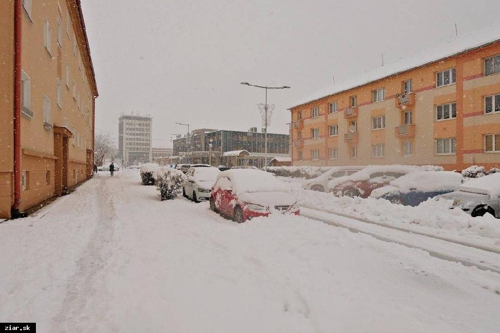 obr: Premenlivý zimný charakter počasia