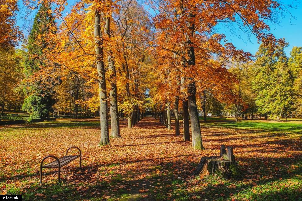 obr: Končí teplá jeseň, začína zima