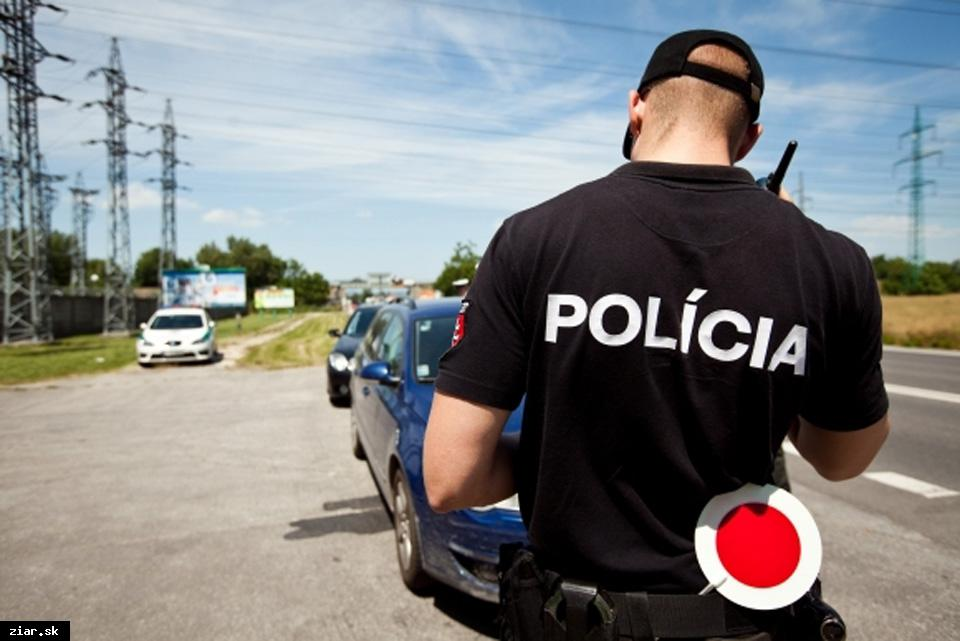 obr: Počas dopravno-bezpečnostnej akcie odhalila polícia až 361 priestupkov