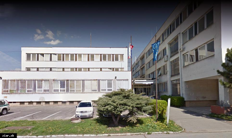 obr: Klientske centrum aj v Žiari