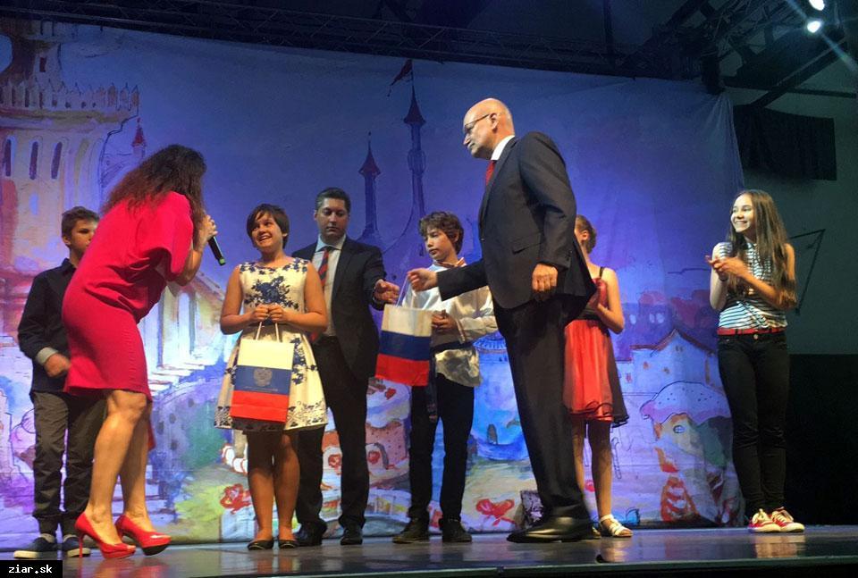 obr: Veľký úspech Dvojky v celoslovenskom kole súťaže Puškinov pamätník