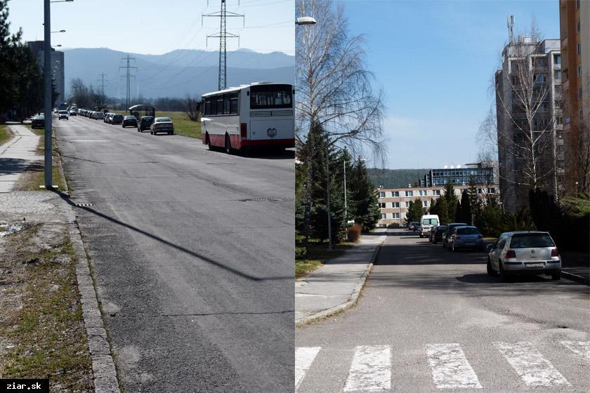 obr: Nové asfaltové povrchy pribudnú najmä na Etape