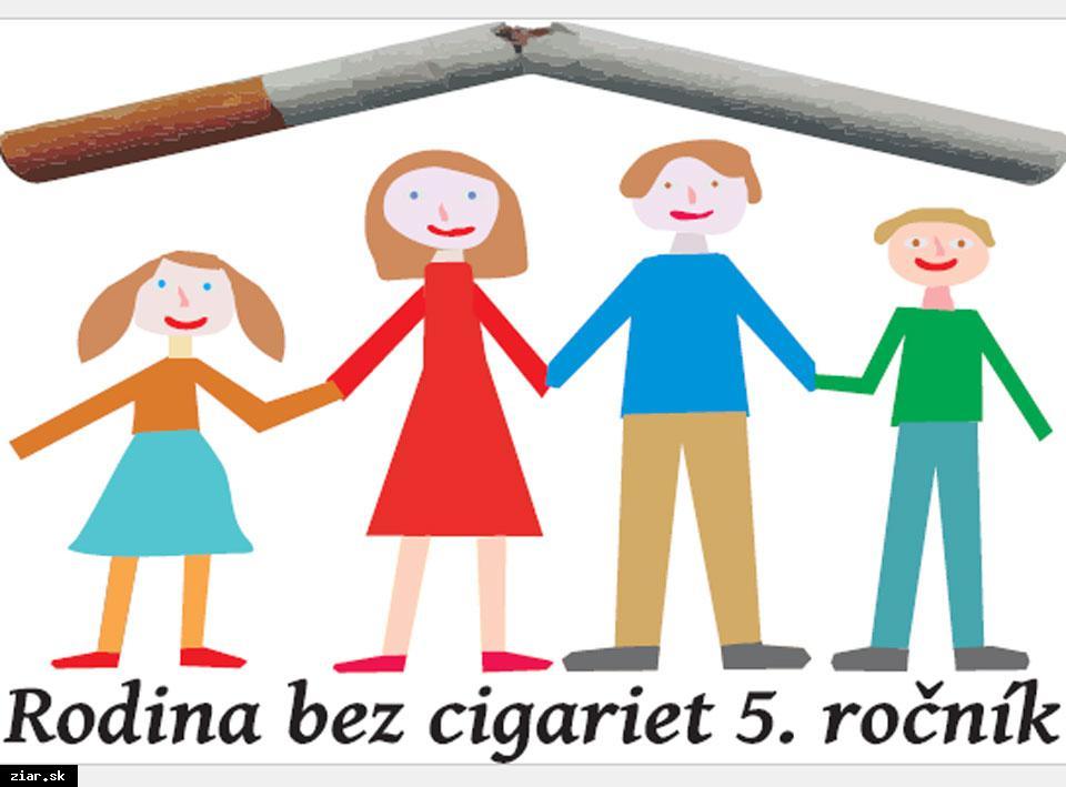 obr: Celoslovenská umelecká výtvarná súťaž: Rodina bez cigariet V. ročník
