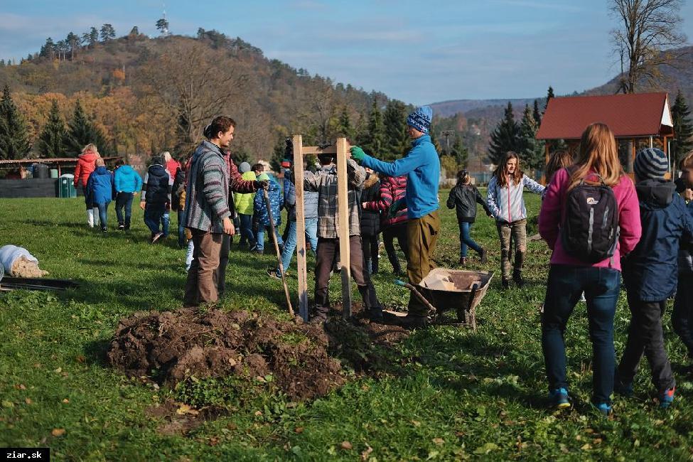 Víkend otvorených parkov a záhrad aj v Žiari