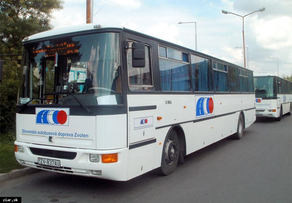 obr: Nová autobusová linka zo Žiaru cez Brno až do Hradca Králové