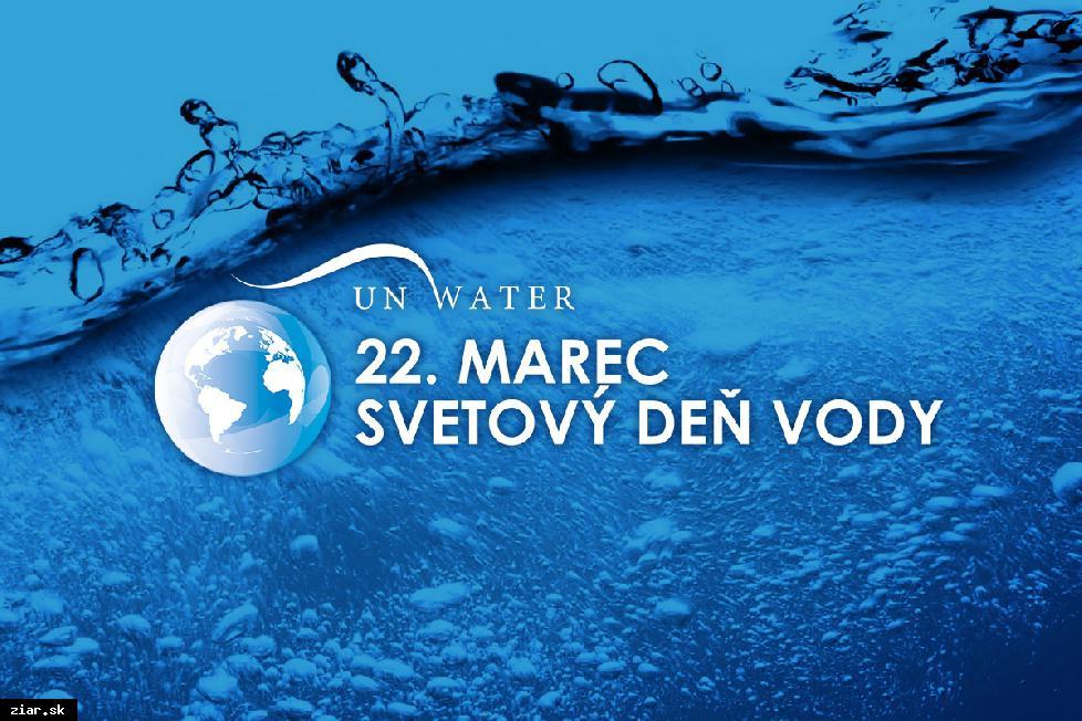 Svetový deň vody 2019