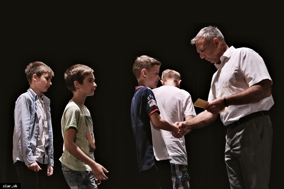obr: Nadácia ZSNP a Slovalco ocenila talenty z našich škôl