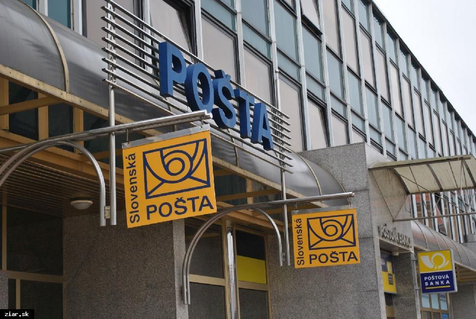 obr: Otvorenie novej pobočky pošty sa posúva na neskorší termín