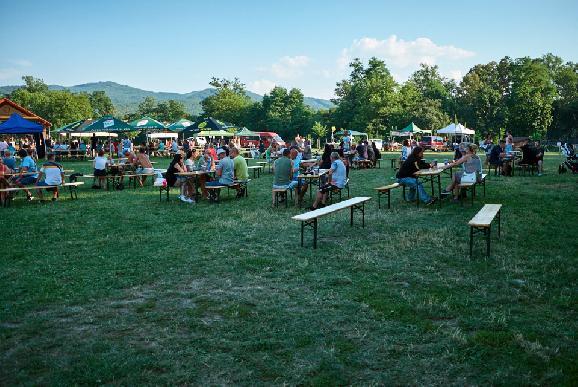 Beer fest v sobotu 21. augusta