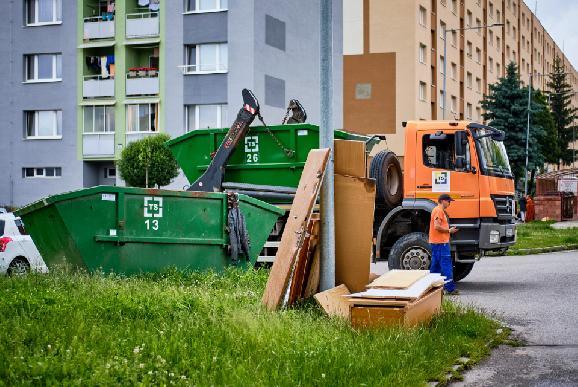 Počas Dní jarnej čistoty sa vyzbieralo takmer 60 ton odpadu
