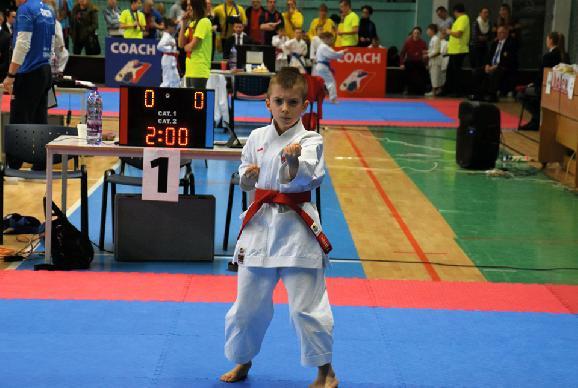 Karate: Šipkovský so striebrom z austrálskeho Sydney