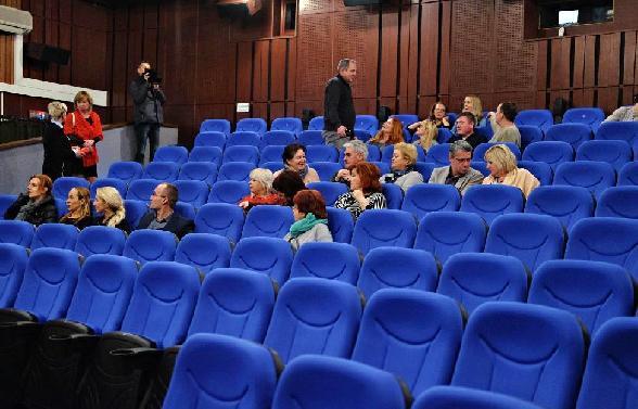 Žiarske kino hlási po mesiacoch zatvorenia stratu. Pomôcť by mala dotácia z Audiovizuálneho fondu